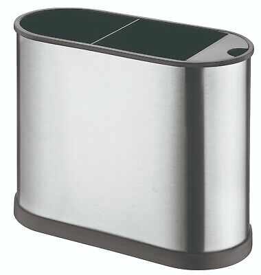 AU26.99 • Buy 100% Genuine! AVANTI S/S Slimline Utensil Holder With Spoon Rest! RRP $31.95!
