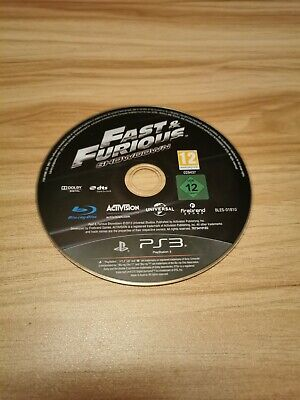£3.95 • Buy Fast And Furious Showdown For Sony PS3 Playstation 3 - Disc Only