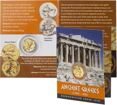£4.25 • Buy Greek Coin Pack - Athens