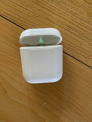 $ CDN41.56 • Buy Apple AirPods Charging Case ONLY Replacement (Works 1st & 2nd Gen) Authentic