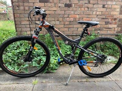 AU305 • Buy Huffy Mountain Bike 29er - Including Disc Brakes + Dual Suspension