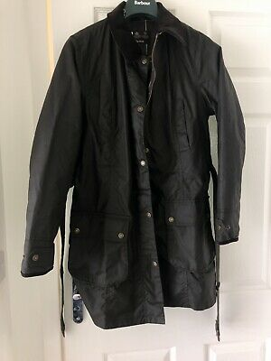 Barbour Helmsdale Wax Size 14 BNWT RRP£249 • 200£