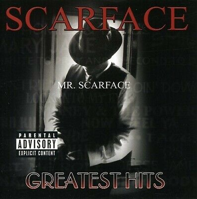 Scarface - Mr Scarface: Greatest Hits New Cd • 16.28£