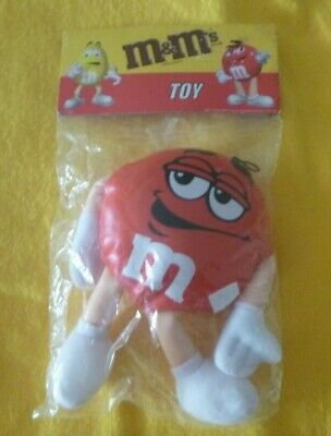AU5 • Buy M&M Collectable Red Character Vinyl New