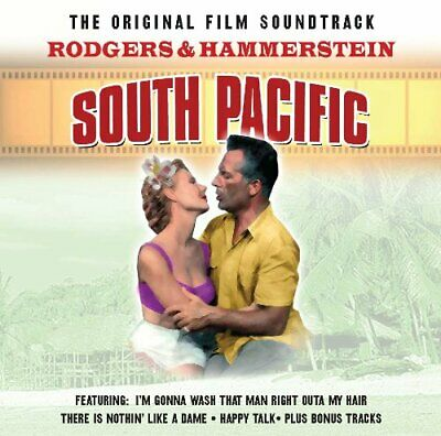 Rodgers & Hammerstein : South Pacific [Original Soundtrack] CD Amazing Value • 2.39£