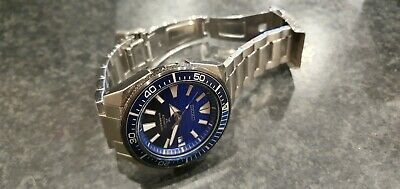 $ CDN209.31 • Buy Seiko Save The Ocean Samurai Gen 1 Watch.