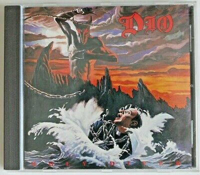 CD - DIO Holy Diver 811 021-2 - Preowned • 5.99£