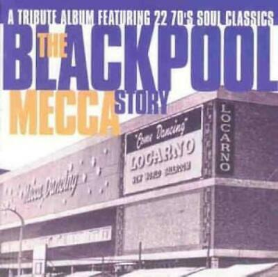 The Blackpool Mecca Story: A TRIBUTE ALBUM FEATURING 22 70'S SOUL CLASSICS CD • 5.59£