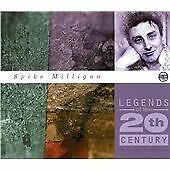 Spike Milligan : Legends Of The 20th Century CD Expertly Refurbished Product • 5.93£