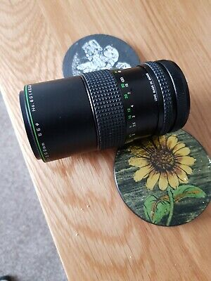 Hanimex   Mc 1:4.5 80-200mm Lens  Great Condition • 19.99£