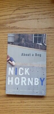 About A Boy Book By Nick Hornby  • 8£