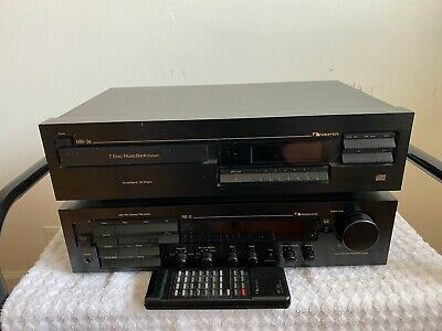 $675 • Buy Nakamichi RE-2 AM/FM Stereo Receiver And MB 3 CD Changer. Remote Control