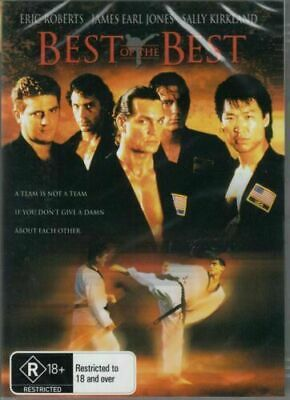 AU9.95 • Buy Best Of The Best DVD Eric Roberts New And Sealed Australia