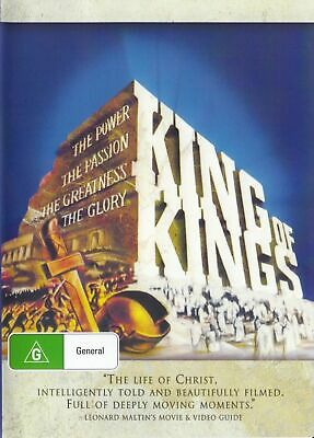 AU9.95 • Buy King Of Kings DVD New And Sealed Australia