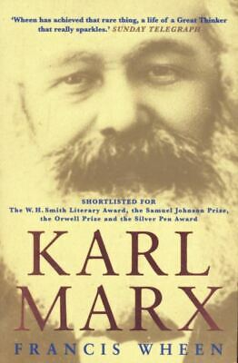 Karl Marx By Francis Wheen (Paperback) Highly Rated EBay Seller Great Prices • 3.76£