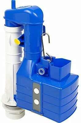 7.5 Inch Thomas Dudley Toilet Dual Flush Syphon Turbo 88 With Float Valve • 14.99£