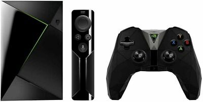 $ CDN261.39 • Buy NVIDIA SHIELD TV 4K HDR 16GB Gaming Edition WITH Game Controller Remote 2017