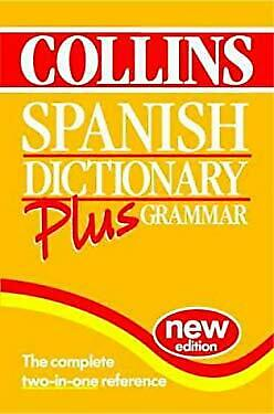 Spanish Dictionary Plus Grammar Paperback Lorna Sinclair • 4.69£