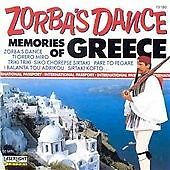 Various Artists : Zorbas Dance: Memories From Greece CD FREE Shipping, Save £s • 2.89£