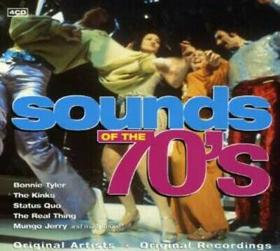 Sounds Of The 70's CD (1998) Value Guaranteed From EBay's Biggest Seller! • 4.23£