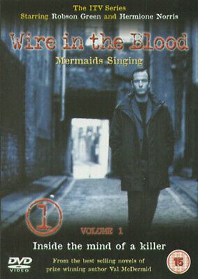 £1.70 • Buy Wire In The Blood: Mermaids Singing DVD (2004) Robson Green Cert 15 Great Value