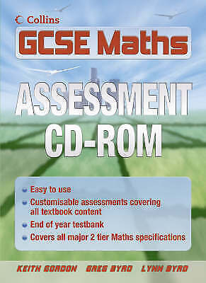 GCSE Maths Assessment CD-ROM VideoGames Highly Rated EBay Seller Great Prices • 34.99£