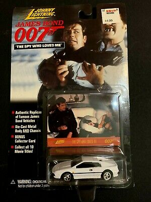 $ CDN13.15 • Buy Johnny Lightning Lotus Esprit Turbo James Bond 007 Spy Who Loved Me Movie Car