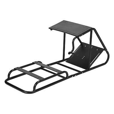 Video Game Racing Seat Simulator Cockpit W/pedal+shifter Mount • 82.99£