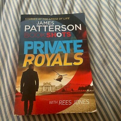AU7.40 • Buy James Patterson. Book Shots. Private Royals. 9781786530172