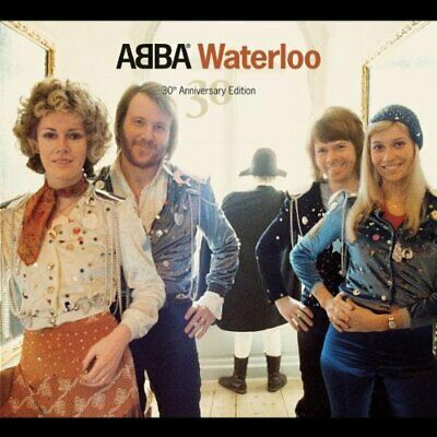 Abba : Waterloo (30th Anniversary Edition) CD Expertly Refurbished Product • 8.76£