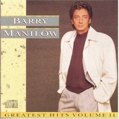 Manilow, Barry : Vol. 2-Greatest Hits CD Highly Rated EBay Seller Great Prices • 3.48£
