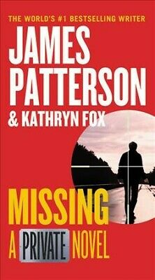 AU37.25 • Buy Missing, Paperback By Patterson, James; Fox, Kathryn, Brand New, Free Shipping