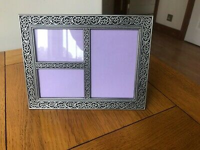 £7 • Buy Multi Aperture Photo Frame. Boots Rococo Collection
