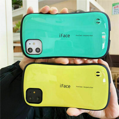 IFace Mall Glossy Hybrid Shockproof Phone Case Cover For IPhone 11 12 Pro Max • 4.49£