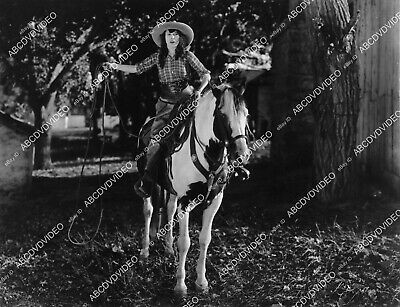 $49.99 • Buy 1939-005 Cowgirl Mabel Normand And Her Horse Silent Film Pinto 1939-05 1939-005