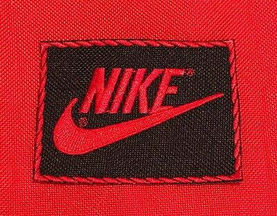 Embroidered Sports Logo Nike Red Iron On Or Sew On Patch • 1.78£