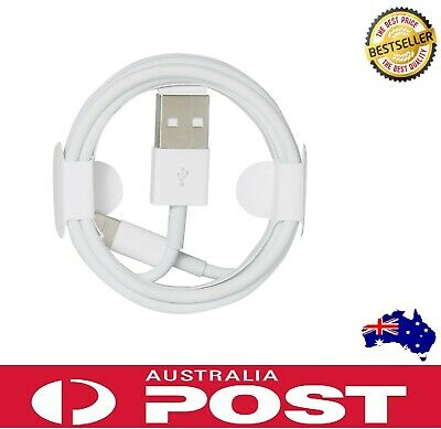 AU8.49 • Buy 3x USB Lightning Charging Cable Data For Genuine Apple Charger IPhone IPad X 8 7