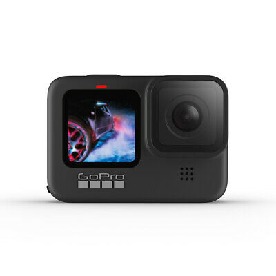 AU666.35 • Buy GoPro HERO9 Black 5K HyperSmooth 3.0 Waterproof Action Camera