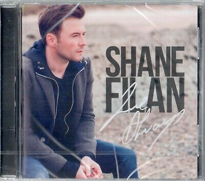 Shane Filan ~ Love Always [New & Sealed] CD  • 3.99£