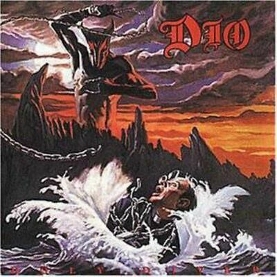 DIO Holy Diver (CD, Album) Heavy Metal, Hard Rock, Very Good Condition, 1983, • 7.99£