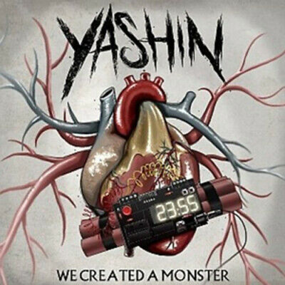 Yashin : We Created A Monster CD (2012) Highly Rated EBay Seller Great Prices • 7.61£