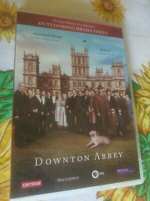 Downtown Abbey Season 5 Complete 3-Disc Set Outstanding Drama Series NEW  • 11.43£