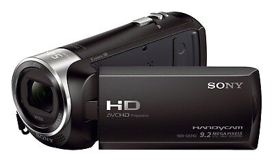 Sony HDR-CX240E Full HD Camcorder - Black EX-DISPLAY • 139.97£