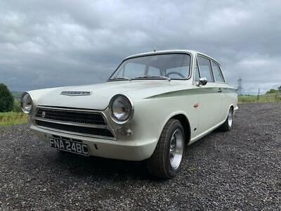 Ford Cortina Lotus 3d Replica 2.0 Pinto Engine 1965 Model • 12,990£