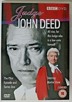 £3.99 • Buy DVD R2 - BBC Judge John Deed - The Pilot Episode & Series One - Preowned