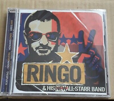 £6.99 • Buy RINGO & His NEW All-Starr Band