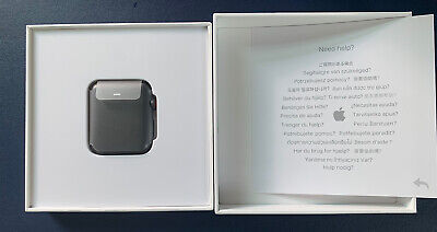 $ CDN287.46 • Buy Apple Watch Series 3 42mm Space Gray (Nike/Cellular)- No Band