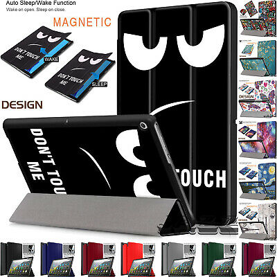 £6.95 • Buy Smart Magnetic Leather Case Folding Stand Cover For Amazon Kindle Fire HD 8 2020
