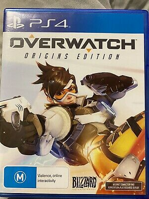 AU24.99 • Buy Overwatch Ps4 Legendary Edition