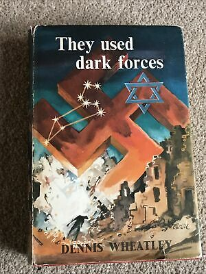 They Used Dark Forces By Dennis Wheatley. Book Club Edition Published In 1964 • 5£